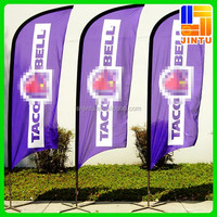 China Flag Maker Beach Flags/Feather Flags/Teardrop Flags