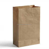High Quality Cheap Price Brown Kraft Paper Bag for Food