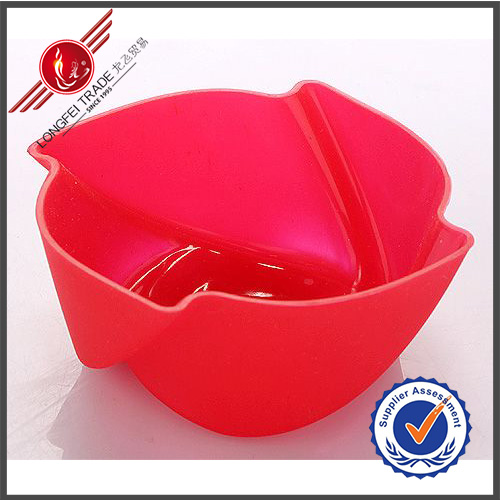 Fashion hot selling silicone flowerpot cake mould