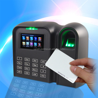 RFID card reader/Time attendance with WiFi/Biometric attendance system with printer output