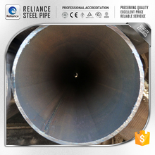 BLACK WELDED DIAMETER 120MM PIPE