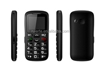 "Mobile Phone for old People 1.77"" MTK6260/MTK6261 Big keypad Big Fonts FM Radio Camera Single SIM Quad Band Cell Phone C02"