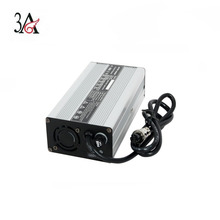 24s 72v 87.6v 10A chargers for lifepo4 battery intelligent battery charger electric bicycle chargers