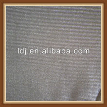 "100% silver fiber thickening knitted fabrics 105g/sqm, 58/60"" wide"