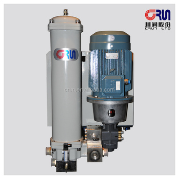 Crun FD*R Series Gearbox Lubrication Unit for Wind Turbine wind power application