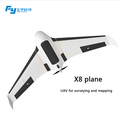 2016 FeiyuTech FY X8 EPO airplane with panda system whole set