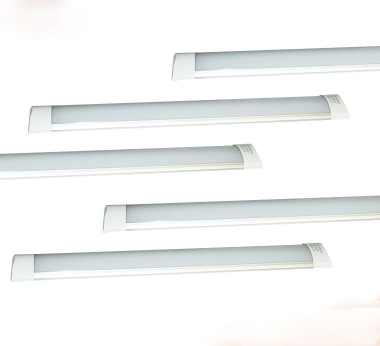 Supermarket integrated led tube light 150cm/5ft, linear light led batten tube lamp 1500mm