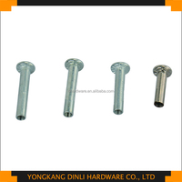 supply each kinds of furniture & home appliance bolt and nut
