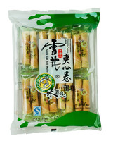 Uncle pop snack ,150g Snow egg rolls with fillings,apple flavor