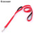 2.5mm thickness nylon dog leash 2 handles dual handle reflective stitching soft dual handle pet dog leash best seller on Amazon