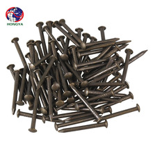 Hot-selling polished common nails/roofing nails/flat head nails