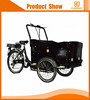 New design bajaj three wheeler price/3 wheel motorcycle/cargo bike with low price