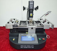 Hot sale Fundar FD-6900 3 temperature zone touch screen bga rework station upgrade from ZM R5860