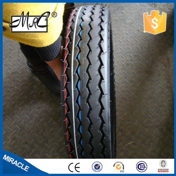 Cheap Wholesale Rubber Motorcycle Tire Three Wheel Tyre 5.00-12