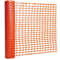 Differcent  Specifications Barrier Mesh Plastic Safety Fence