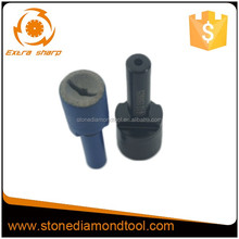 alloy point for sharping diamond drill bits