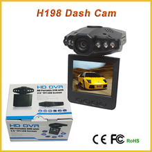 best sale hd car dvr with 2.5 inch screen motion detection dash cam 1080P full HD car dvr camera