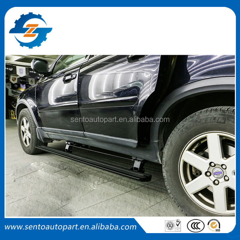 4x4 car accessories electric side step running board side step bars for XC90