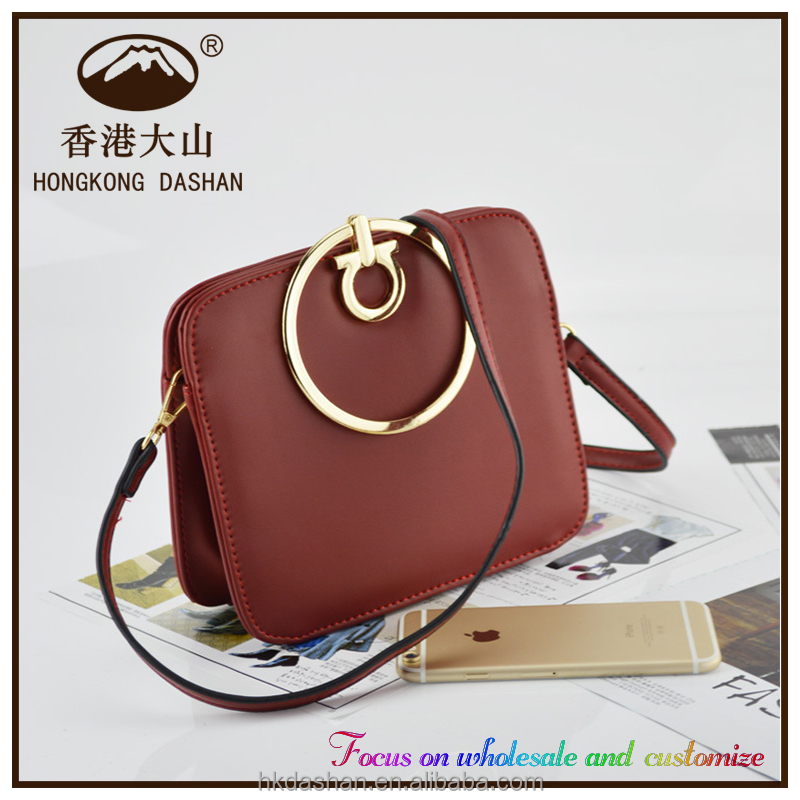 2016 New style purse for women Messenger bags wholesale cheap ladies handbags clutch bag designer handbag leather handbags