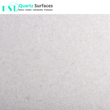 New Vein Collection Milk Shake Marble-looking Quartz Stone for Countertop