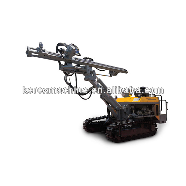 Chinese Crawler Hydraulic Rotary Drilling Rig Drilling MachineH680