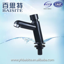 Cheap brass valve core faucets abs plastic water tap wholesale promotional bathroom basin faucet