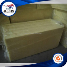 High polished mineral rockwool insulation board