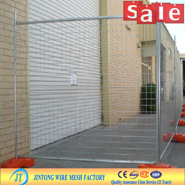 round steel frame welded wire mesh fence panels for New Zealand