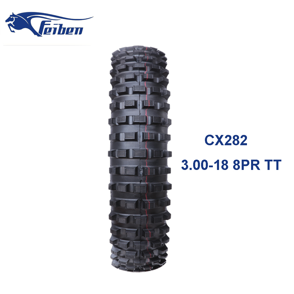 China Suppliers Wholesale Motorcycle Off Road Mud Tires 3.00-18