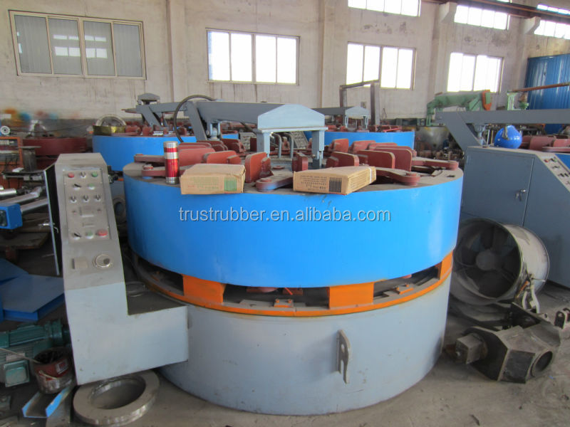 high quality small Tyre retreading hot press machine