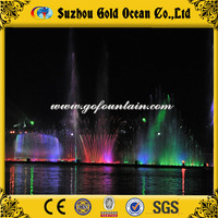 Own factory dancing water musical fountain equipment with high quality