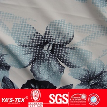 2017 chinese style New Fashion Spandex Fabric In Canada Garment Raw Textile Material For Women