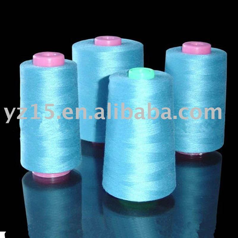 100% 40/2 5000Y polyester sewing thread