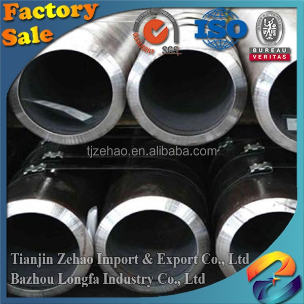 High performance China factory Electrical wire conduit stainless steel pipe for oil