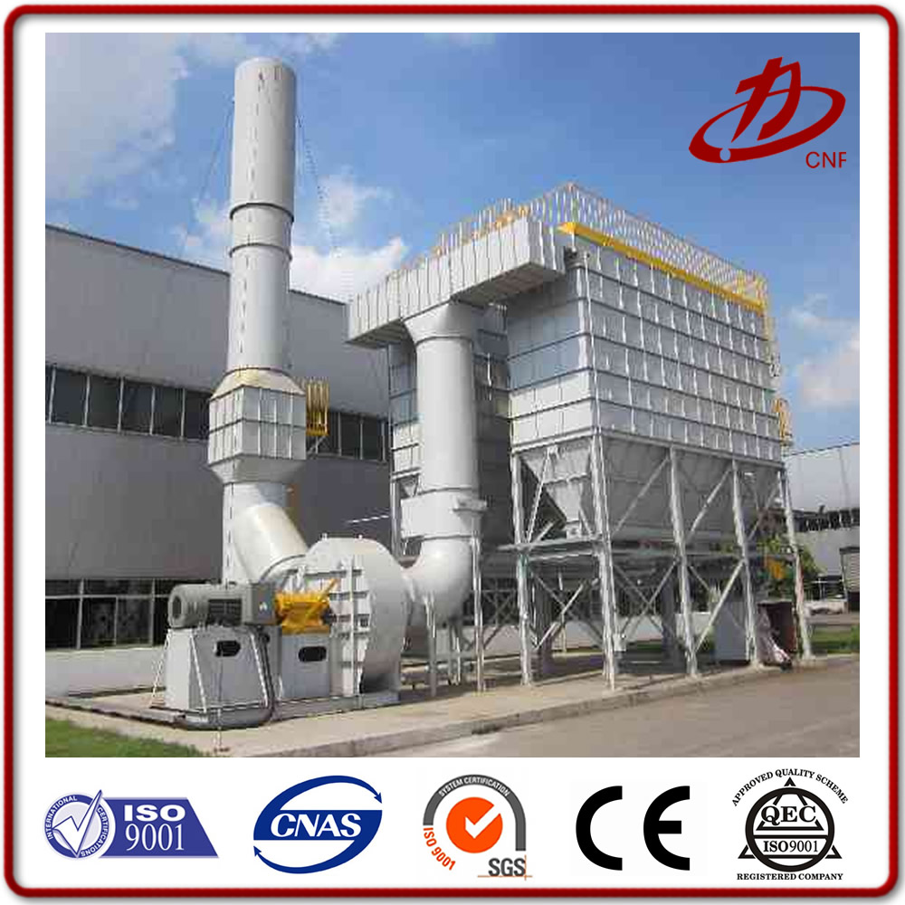 LCM type Anti Explosion dust collector for cement