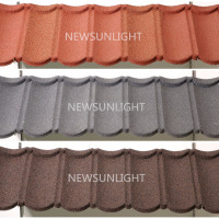 Waterproof Roofing Material Color Metal Roofing