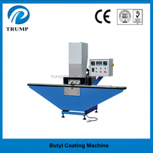 Vertical Butyl Extruder Coating Machine/Automatic Vertical Insulating Machine/Sealant Sealing Machine