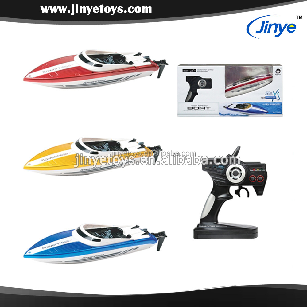 2.4G 4 channels Radio Control Ship with USB 2015 Hot item Christmas gift China wholesale toy rc boat