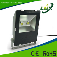 140w led flood light bridgelux cob mean well driver 5 years warranty water proof