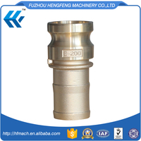 High quality camlock hose coupling types e, brass coupling camlock fittings manufactuter