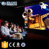 Various simulated roller coaster cinema 3d 4d 5d 6d 7d