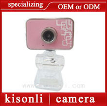 Digital USB PC Camera 350K Pixels PC Webcam