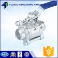Supply High Quality Hot Sell Stainless Steel Mini Ball Valve