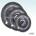 high temperature resistance solid tyre for high load vehicles machinery