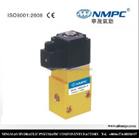 NMseries high pressure 3 way change valve adopts stop type/atlas copco safety valve