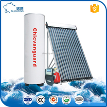 Split Pressurized Solar Water Heating System