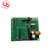 OEM 1 oz copper thickness OSP 1 layer printed circuit board