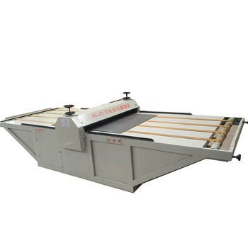 carton box platform die cutting machine/die cutting machine