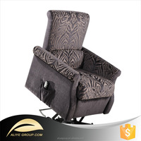 AS66- High quality and modern l shape recliner sofa