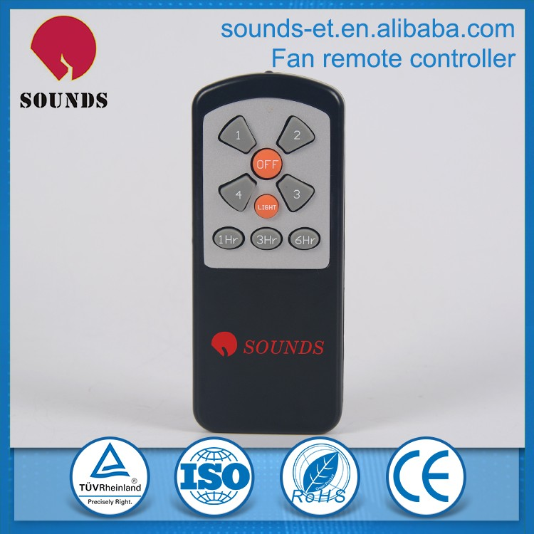 4 speed level remote controller with 9 keys, competitive price remote controller